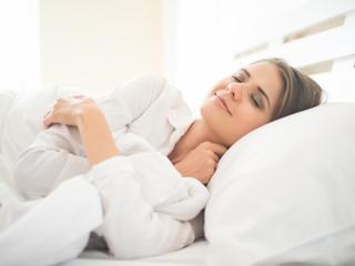 Pozycja podczas snu a zdrowie