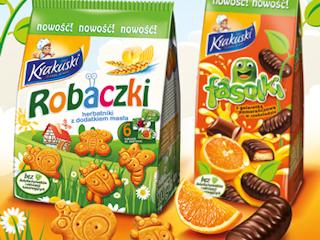Powitajmy dwie nowe pociechy w rodzinie Krakusków - Fasolki i Robaczki!