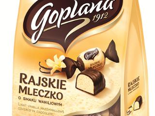 Rajskie Mleczko od Goplany.
