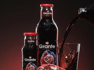 Smak zdrowego życia na co dzień z sokami Grante.