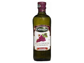 Olej z pestek winogron – jedyny taki od marki Olitalia.