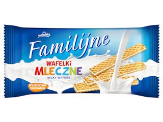 Wyjątkowa, mleczna nowość w ofercie marki Familijne – Familijne wafelki Mleczne.