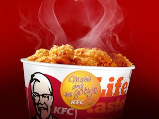 Niespodzianka dla mam od restauracji KFC