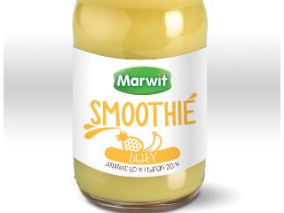 Biały Marwit Smoothie.