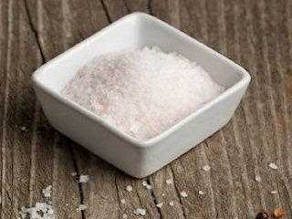 Uważajcie na sól.