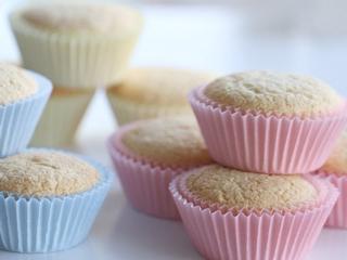 Przepis na waniliowe muffiny bez glutenu.