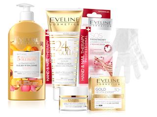 Konkurs Eveline Cosmetics - złote kosmetyki po 30scte na zimę.