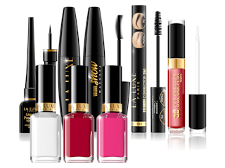 Konkurs La Luxe - eleganckie kosmetyki do makijażu i paznokci.